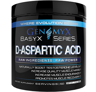 D Aspartic Acid Before And After Genomyx Basyx Series D...